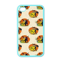 Hallowe en Greetings  Apple iPhone 4 Case (Color)
