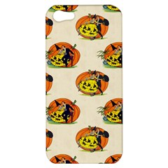 Hallowe en Greetings  Apple iPhone 5 Hardshell Case