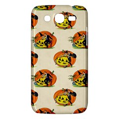 Hallowe en Greetings  Samsung Galaxy Mega 5.8 I9152 Hardshell Case