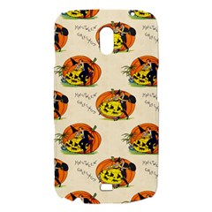 Hallowe en Greetings  Samsung Galaxy Nexus i9250 Hardshell Case