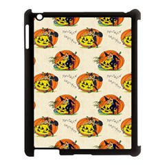 Hallowe en Greetings  Apple iPad 3/4 Case (Black)
