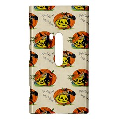 Hallowe en Greetings  Nokia Lumia 920 Hardshell Case