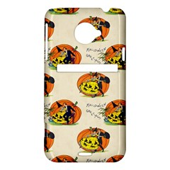 Hallowe en Greetings  HTC Evo 4G LTE Hardshell Case