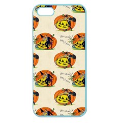 Hallowe en Greetings  Apple Seamless iPhone 5 Case (Color)