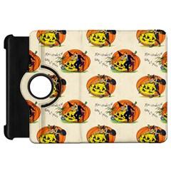 Hallowe en Greetings  Kindle Fire HD 7  Flip 360 Case
