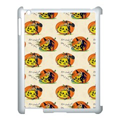 Hallowe en Greetings  Apple iPad 3/4 Case (White)