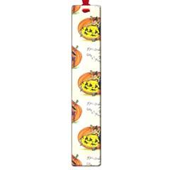 Hallowe en Greetings  Large Bookmark