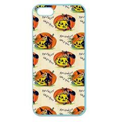 Hallowe en Greetings  Apple Seamless iPhone 5 Case (Color)
