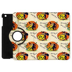Hallowe en Greetings  Apple iPad Mini Flip 360 Case