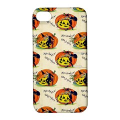 Hallowe en Greetings  Apple iPhone 4/4S Hardshell Case with Stand