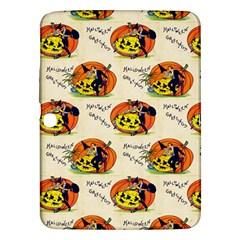 Hallowe en Greetings  Samsung Galaxy Tab 3 (10.1 ) P5200 Hardshell Case