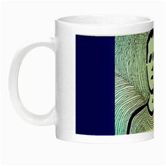 Snapshot Blue Glow In The Dark Mug