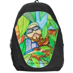 Tree Song Backpack Bag