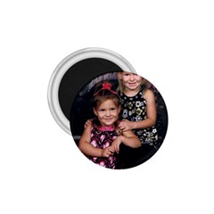 Candence And Abbey   Copy 1.75  Button Magnet