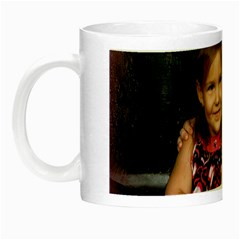 Candence And Abbey   Copy Glow in the Dark Mug