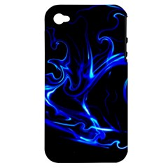 S12a Apple Iphone 4/4s Hardshell Case (pc+silicone)