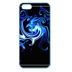 S21 Apple Seamless Iphone 5 Case (color)
