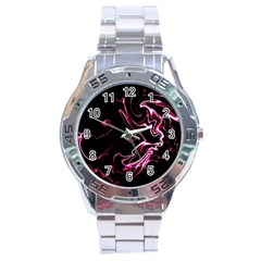 S4a Stainless Steel Watch (men s)