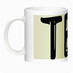 TEA Glow in the Dark Mug