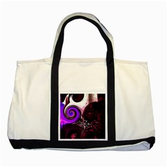 L320 Two Toned Tote Bag