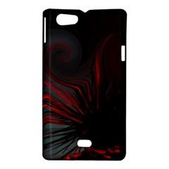 L318 Sony Xperia Miro Hardshell Case