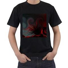 L318 Mens' T-shirt (Black)