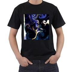 L308 Mens' T Shirt (black)