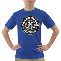Yaaaarbucks! Mens' T-shirt (Colored)