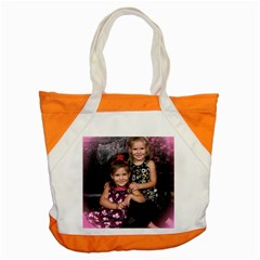 Candence And Abbey   Copy Accent Tote Bag