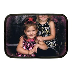 Candence And Abbey   Copy Netbook Case (Medium)