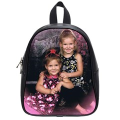 Candence And Abbey   Copy School Bag (Small)