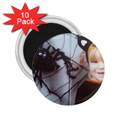 Spider Baby 2 25  Button Magnet (10 Pack)