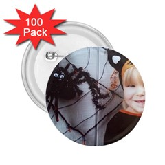 Spider Baby 2.25  Button (100 pack)