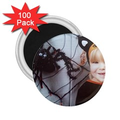 Spider Baby 2 25  Button Magnet (100 Pack)