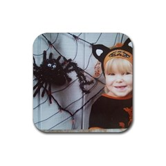 Spider Baby Drink Coaster (square)