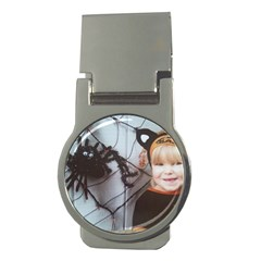 Spider Baby Money Clip (Round)