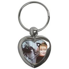 Spider Baby Key Chain (Heart)