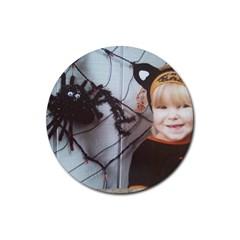 Spider Baby Drink Coaster (Round)