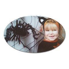 Spider Baby Magnet (Oval)