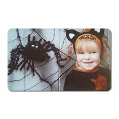Spider Baby Magnet (Rectangular)
