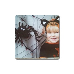 Spider Baby Magnet (Square)