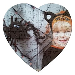 Spider Baby Jigsaw Puzzle (heart)