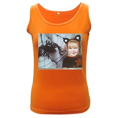 Spider Baby Womens  Tank Top (Dark Colored)