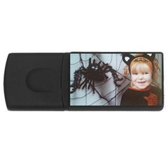 Spider Baby 4gb Usb Flash Drive (rectangle)