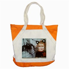 Spider Baby Accent Tote Bag