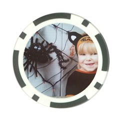 Spider Baby Poker Chip