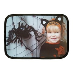 Spider Baby Netbook Case (Medium)