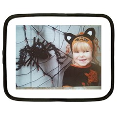 Spider Baby Netbook Case (Large)