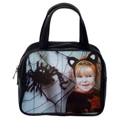 Spider Baby Classic Handbag (one Side)