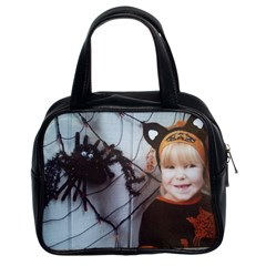 Spider Baby Classic Handbag (Two Sides)